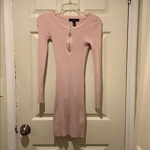Long sleeved dress
